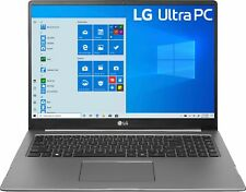 "LG Ultra PC 17"" Laptop - Intel Core i5 - 16GB Memory - NVIDIA GeForce GTX 165..."