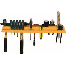 Wall Mounted Tool Organiser Holder Rack Storage Garage Pliers Screwdriver Kit