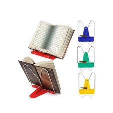 6 pcs Modern Design Quran Stand Rehal book Koran Holder Ramadan Prayer Salat