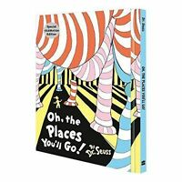 (Good)-Oh, The Places You'll Go! Deluxe Gift Edition: Celebration Gift for All A