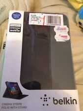 Belkin Samsung Galaxy Tab2 7.0 Black/Grey Folio Freepost (BCP)
