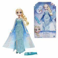 DISNEY FROZEN Bambola Elsa Mantello Magico Cambia Colore - Hasbro B6700