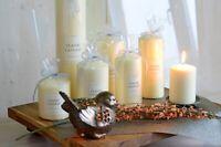 Classic Pillar Candle Home Decor Wedding Gift Long Time Burning