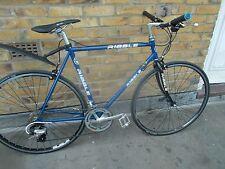 Fully Custom Built Ribble Road Bike Vintage Retro Reynolds 531 Tubing Eroica era
