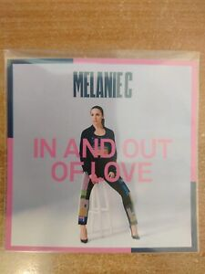 Melanie C - In And Out Of Love - New Upfront Brazilian  CD PROMO