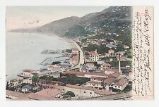 Barcola (Trieste),Italy,(Slovenia),View of Riviera,Used,Austrian Stamp,1904
