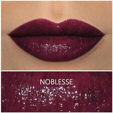 MAC Liptensity Lipstick NOBLESSE Warm Purple Lip Stick CREAMY Moisture NEW