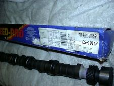 NEW; Speed-Pro #CS1014R hyd. flat lifter S.B. Chevy camshaft; 305, 350, 383, 400