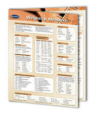 Weights & Measures Quick Reference Chart