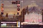 The Grand Budapest Hôtel - Wes Anderson - Dvd Zone 2 - Comme Neuf!