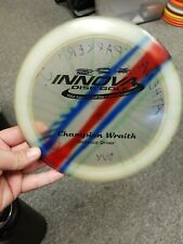 Innova Wraith PFN 175g Factory Dyed Inked And Used 8/10