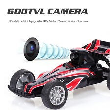 Emax Interceptor Fpv Racing Rc Car With 600Tvl Camera 1/24 20km/H Speed Toy I5T1