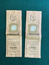 Genuine Kirby Micron Magic Vacuum Bags for Models G4 and G5 --2 Bags & 1 Belt