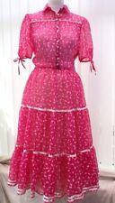 Cotton Blend Party Original Vintage Clothing for Women