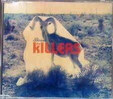 The Killers (Brandon Flowers) - Bones One Track Promo CD Single (CD 2006)