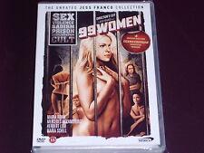 99 WOMEN (Jess Franco)Lesbian/Erotic/Uncut Version- Maria Rohm/Maria Schell -DVD
