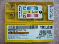 QTY 20x Mitsubishi VNMG332 VNMG160408 UC5115 NEW For Cast Iron