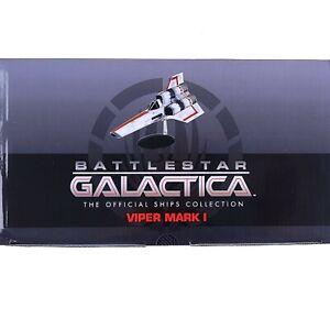 Battlestar Galactica Ships Colonial VIPER MARK 1 MK1 Model Eaglemoss Issue #4