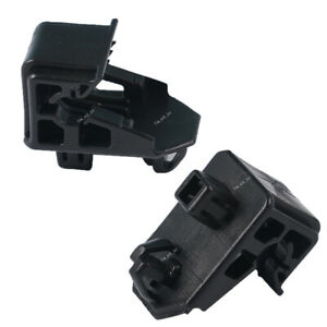 2X #53271-12060 For Toyota Lexus Corolla Tacoma Headlight Mounting Bracket Clips