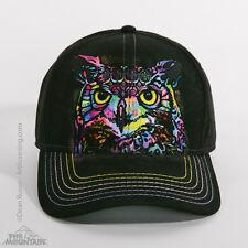 The Mountain Dean Russo Owl Tie Dye Animal Adjustable Strapback Cap Hat 944278