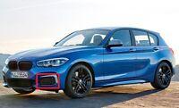 BMW 1' Series F20 F21 LCI M Front Bumper Left Grille Trim Clasp 51118070323