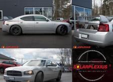 Autosonnenschutz Scheibentönung ohne Folie Verdunkeln Dodge Charger Bj. ab 2011