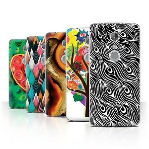 STUFF4 Back Case/Cover/Skin for ZTE Axon 7/Axon 2/Modern Vibrant