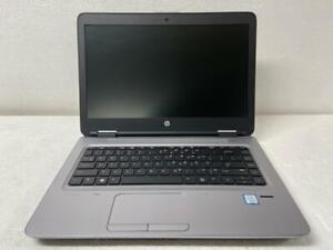 """HP PROBOOK 640 G3, i5-7200U, 8 GB RAM 256 GB SSD DVDRW 14"""" Win10"""