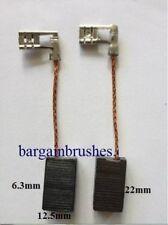 Spazzole Di Carbone Per Bosch GBH 5-40 DE GBH 7 DE GFZ 14-35 a GFZ 16-35 AC gke-d18