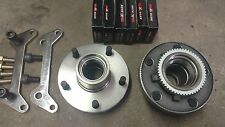 G-body Spindle Brake Swap C5 C6 Corvette  conversion 82-87 hub & bracket