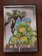 Dvd Aquarion dvd 3
