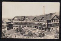 Canada 1910s SANATORIUM INFIRMARY TB Ninette Manitoba Real Photo Postcard RPPC
