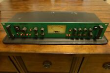 Joemeek VC1 VC1Qcs Rack British Studio Channel Strip Pre-Amp Ecualizador Compresor VC-1