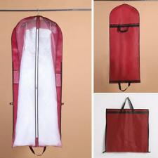 New Large Wedding Dress Bridal Gown Garment Breathable Cover Storage Bags~