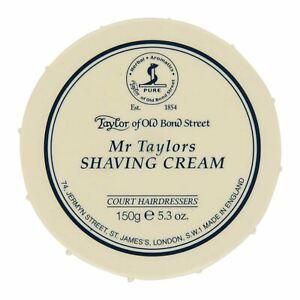 Taylor of Old Bond Street Mr Taylors Shaving Cream - 150 g / 5.3 oz