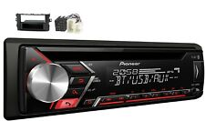 Pioneer deh-s3000bt CD USB AUX MP3 RDS Android Set d'installation pour Toyota