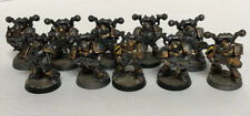 10 Chaos Space Marines Warhammer 40k