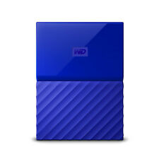 Western digital My Passport 2tb azul HDD USB 3.0