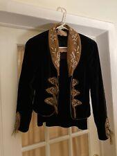Dd Ranchwear Women's Velvet Jacket, Tank And Skirt Set - Xs/S