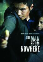 Ajeossi: The Man from Nowhere DVD NEW