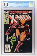 Uncanny X-Men #173 - Marvel 1983 CGC 9.8 1st new look for Storm. Silver Samurai,