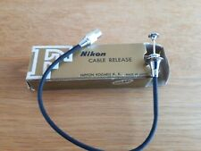 Nikon F Cable Release - NOS in Original Packaging