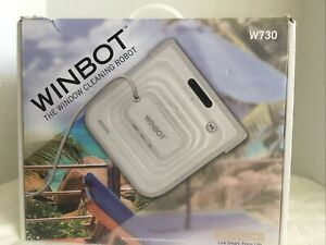 ECOVACS WINBOT W730 WINDOW CLEANING ROBOT WITH REMOTE  NEW in box