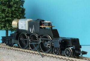 HORNBY TORNADO CHASSIS A1 MOTORISED DCC READY CON ROD DETACHED SPARES REPAIR a