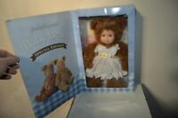 POUPEE ANNE GEDDES BABY BEARS EDITION SPECIALE BEBE OURS UNIMAX TOYS 2000
