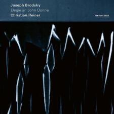 Elegie an John Donne | CD | NEU | von Joseph Brodsky