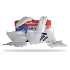 Polisport Yamaha MX Plastics Kit - YZ125/250 06-14 - White