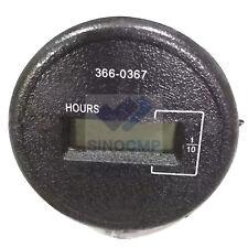 320D E320D 366-0367 197-8832 Timer Hour Meter For Excavator, 3 month warranty