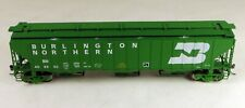 Intermountain #BN-01 4750 Cubic Foot 3-Bay Covered Hopper BN HO Scale 1/87