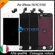 DISPLAY PER IPHONE 5S / 5 /5C SE LCD TOUCH SCREEN VETRO SCHERMO COMPLETO RETINA